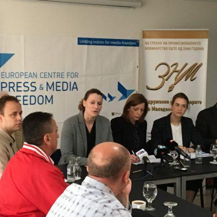 Крајно време е да прекине насилството над новинарите!