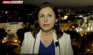 Dënojmë sulmin ndaj ekipit gazetaresk të Al Xhezirës në qendër të Shkupit