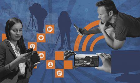 Зголемете ја вашата публика:  Раскажете новинарски приказни на повеќе платформи!
