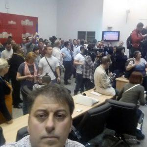"""Уште една срамна пресуда за новинарите за настаните од """"27ми април"""""""