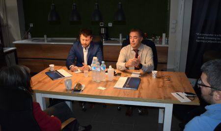 Punëtorë mediatik më të sigurt për gazetari cilësore në Maqedoninë e Veriut