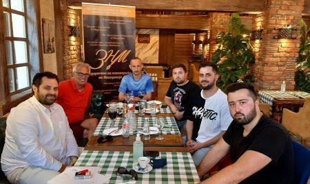 Aktivitete dhe takime rajonale të Seksionit të Kameramanëve pranë SHGM në rajonin e Kërçovës
